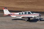korosukeさんが、南紀白浜空港で撮影した航空大学校 A36 Bonanza 36の航空フォト(飛行機 写真・画像)