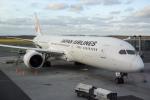 panchiさんが、ヘルシンキ空港で撮影した日本航空 787-9の航空フォト(飛行機 写真・画像)