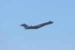 mogusaenさんが、成田国際空港で撮影したアル・モジル・アヴィエーション EMB-135BJ Legacyの航空フォト(飛行機 写真・画像)