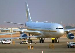 KAZKAZさんが、キング・ハーリド国際空港で撮影したスカイ・プライム A340-212の航空フォト(飛行機 写真・画像)