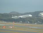 commet7575さんが、福岡空港で撮影したシンガポール航空 787-10の航空フォト(飛行機 写真・画像)