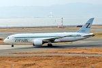 nagareboshiさんが、関西国際空港で撮影したZIPAIR 787-8 Dreamlinerの航空フォト(飛行機 写真・画像)