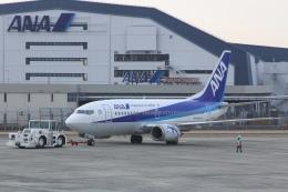しゃこ隊さんが、伊丹空港で撮影したANAウイングス 737-54Kの航空フォト(飛行機 写真・画像)