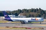 こうきさんが、成田国際空港で撮影したフェデックス・エクスプレス 767-3S2F/ERの航空フォト(飛行機 写真・画像)