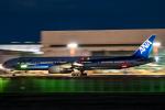 こうきさんが、成田国際空港で撮影した全日空 777-381/ERの航空フォト(飛行機 写真・画像)