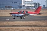 kumagorouさんが、仙台空港で撮影した日本個人所有 TB-21 Trinidad TCの航空フォト(飛行機 写真・画像)