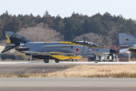 レガシィさんが、茨城空港で撮影した航空自衛隊 F-4EJ Kai Phantom IIの航空フォト(飛行機 写真・画像)