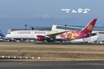tassさんが、成田国際空港で撮影した吉祥航空 787-9の航空フォト(飛行機 写真・画像)