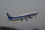 神宮寺ももさんが、高松空港で撮影した全日空 A321-272Nの航空フォト(飛行機 写真・画像)