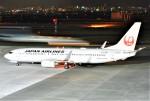 Y.Mayumi_B767さんが、宮崎空港で撮影した日本航空 737-846の航空フォト(飛行機 写真・画像)