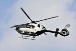 Gambardierさんが、岡南飛行場で撮影したグラフィック EC135P3の航空フォト(飛行機 写真・画像)