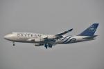 チョロ太さんが、スワンナプーム国際空港で撮影したチャイナエアライン 747-409の航空フォト(飛行機 写真・画像)