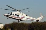 =JAかみんD=さんが、調布飛行場で撮影した岩手県防災航空隊 AW139の航空フォト(飛行機 写真・画像)
