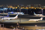 kuraykiさんが、羽田空港で撮影したポーランド政府 C-37B Gulfstream G550 (G-V-SP)の航空フォト(飛行機 写真・画像)