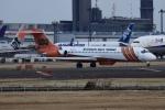 Timothyさんが、成田国際空港で撮影したエリクソン・エアロ・タンカー MD-87 (DC-9-87)の航空フォト(飛行機 写真・画像)