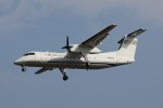 U.Tamadaさんが、名古屋飛行場で撮影した国土交通省 航空局 DHC-8-315Q Dash 8の航空フォト(飛行機 写真・画像)