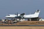 Joshuaさんが、名古屋飛行場で撮影した国土交通省 航空局 DHC-8-315Q Dash 8の航空フォト(飛行機 写真・画像)