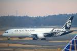 Hiro-hiroさんが、成田国際空港で撮影したニュージーランド航空 787-9の航空フォト(飛行機 写真・画像)