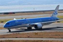 k-spotterさんが、関西国際空港で撮影したKLMオランダ航空 787-9の航空フォト(飛行機 写真・画像)