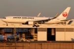 まえちんさんが、成田国際空港で撮影した日本航空 767-346/ERの航空フォト(飛行機 写真・画像)