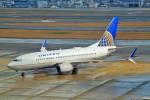 ちっとろむさんが、福岡空港で撮影したユナイテッド航空 737-724の航空フォト(飛行機 写真・画像)