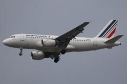 航空フォト:F-GRHJ エールフランス航空 A319