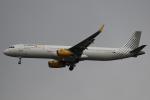 Sharp Fukudaさんが、パリ オルリー空港で撮影したブエリング航空 A321-231の航空フォト(飛行機 写真・画像)