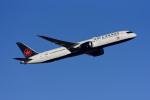 Frankspotterさんが、フランクフルト国際空港で撮影したエア・カナダ 787-9の航空フォト(飛行機 写真・画像)