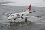 flying_horseさんが、札幌飛行場で撮影した北海道エアシステム 340B/Plusの航空フォト(飛行機 写真・画像)