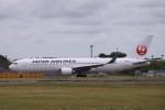 Mr.boneさんが、成田国際空港で撮影した日本航空 767-346/ERの航空フォト(飛行機 写真・画像)