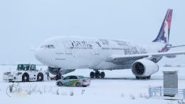 うみBOSEさんが、新千歳空港で撮影したハワイアン航空 A330-243の航空フォト(飛行機 写真・画像)