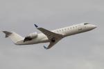 キャスバルさんが、フェニックス・スカイハーバー国際空港で撮影したメサ・エアラインズ CL-600-2B19 Regional Jet CRJ-200ERの航空フォト(飛行機 写真・画像)