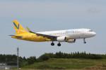 kuro2059さんが、成田国際空港で撮影したバニラエア A320-214の航空フォト(飛行機 写真・画像)