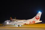 サボリーマンさんが、松山空港で撮影した日本エアコミューター ATR-42-600の航空フォト(飛行機 写真・画像)