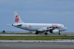 くーぺいさんが、那覇空港で撮影したキャセイドラゴン A320-232の航空フォト(飛行機 写真・画像)