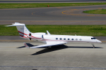 yabyanさんが、中部国際空港で撮影したトヨタファイナンス G500/G550 (G-V)の航空フォト(飛行機 写真・画像)