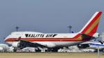 パンダさんが、成田国際空港で撮影したカリッタ エア 747-446(BCF)の航空フォト(飛行機 写真・画像)