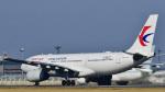 パンダさんが、成田国際空港で撮影した中国東方航空 A330-243の航空フォト(飛行機 写真・画像)