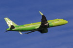 rokko2000さんが、成田国際空港で撮影したS7航空 A320-271Nの航空フォト(飛行機 写真・画像)
