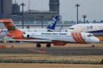 rokko2000さんが、成田国際空港で撮影したエリクソン・エアロ・タンカー MD-87 (DC-9-87)の航空フォト(飛行機 写真・画像)
