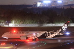 rokko2000さんが、成田国際空港で撮影したニュージーランド航空 787-9の航空フォト(飛行機 写真・画像)