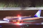 rokko2000さんが、成田国際空港で撮影した全日空 A320-271Nの航空フォト(飛行機 写真・画像)
