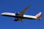 rokko2000さんが、成田国際空港で撮影したブリティッシュ・エアウェイズ 787-9の航空フォト(飛行機 写真・画像)