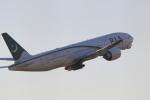 rokko2000さんが、成田国際空港で撮影したパキスタン国際航空 777-240/ERの航空フォト(飛行機 写真・画像)