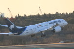 rokko2000さんが、成田国際空港で撮影したアエロメヒコ航空 787-8 Dreamlinerの航空フォト(飛行機 写真・画像)