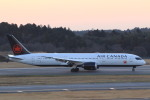 rokko2000さんが、成田国際空港で撮影したエア・カナダ 787-9の航空フォト(飛行機 写真・画像)
