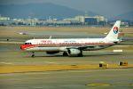まいけるさんが、仁川国際空港で撮影した中国東方航空 A321-231の航空フォト(飛行機 写真・画像)
