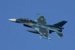 Mochi7D2さんが、茨城空港で撮影した航空自衛隊 F-2Bの航空フォト(飛行機 写真・画像)