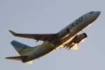imosaさんが、羽田空港で撮影したAIR DO 737-781の航空フォト(飛行機 写真・画像)