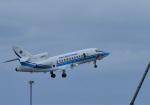 くーぺいさんが、那覇空港で撮影した海上保安庁 Falcon 900の航空フォト(飛行機 写真・画像)